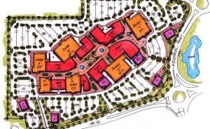 Dublin triple net lease retail Jerome Township